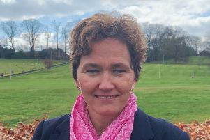 Starting the conversation...Dr Annabel Howell, associate medical director at NHS Borders, is encouraging readers to start thinking about their emergency health plans now, before ReSPECT is rolled out later this year.
