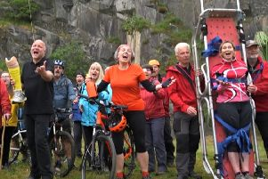 Borders choir's music video to raise funds for Tweed Valley Mountain Rescue team