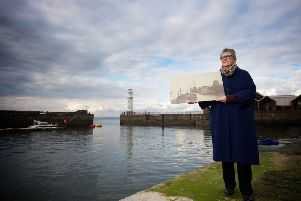 Heritage fund launch... Jane Ryder, chairwoman of HES, launched the grants scheme at Newhaven Lighthouse. Community groups have until April 30 to express an interest, then submit an application before May 31, for the chance to secure a grant of between �3000 and �20,000.