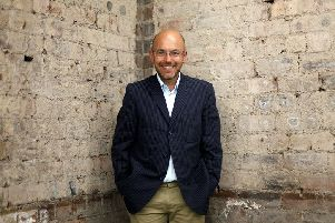 Acclaimed designer Wayne Hemingway will bew the keynote speaker for Aberdeenshire's 2016 Innovation, Architecture and Design Awards.