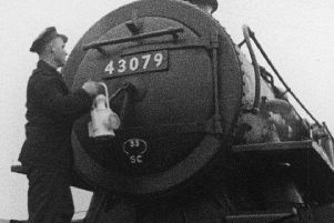 The halcyon days of our railways