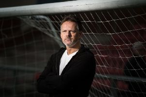 Scott Booth, now head coach of Glasgow City, believes change should be resisted at all levels of the Scotland set-up