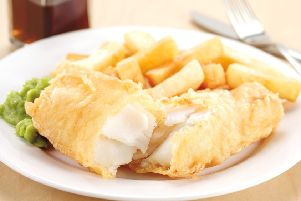 The fish and chip awards are in January