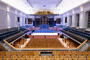 Aberdeen Music Hall has undergone a multi-million pound transformation. (Photo: Richard Frew Photography)