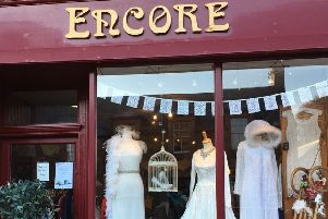 Encore Dress and Vintage Agency in Fettercairn