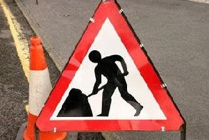 Roadworks due on three sections of A90