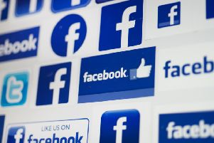 Figures published by Facebook show that �6.4 million was spent on political ads on Facebook or sister site Instagram.