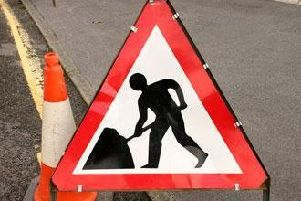 A90 roadworks for drainage improvements