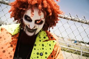 Crazy clown craze sweeps into the southside