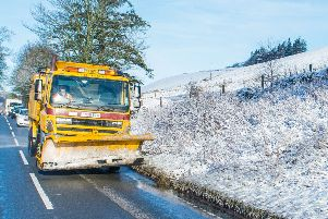 Anger at big freeze gritting