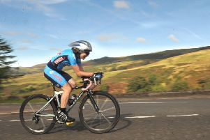 More than 30 local roads  in and around East Dunbartonshire will be closed for race similar to one, above