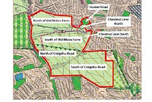 Pollution fears over housing plans for greenbelt between Milngavie and Bearsden