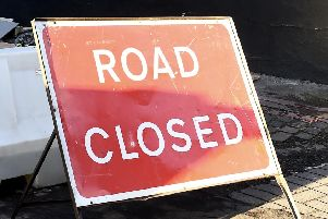 Disruption for drivers over road closure at Baldernock
