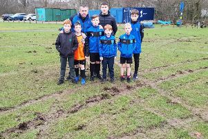 Celtic Football Club step in after joyriders destroy Torrance village pitch