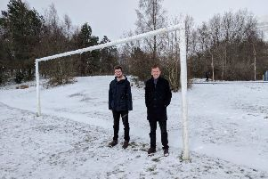 Hopes high for all-weather sports pitch at Lennoxtown