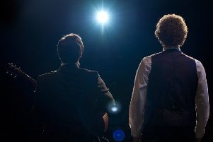 The Simon and Garfunkel Story is heading to Glasgow's Royal Concert Hall.