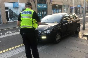 800 drivers are fined at Kirkintilloch shared space within three months