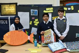 Bearsden pupils riding a wave of optimism to tackle pollution