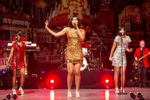 The Magic of Motown is at the Royal Concert Hall in Glasgow on Thursday, June 13.