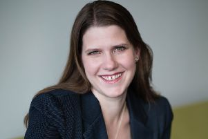 """East Dunbartonshire MP Jo Swinson: """"I will stand to become leader of Lib Dems"""""""