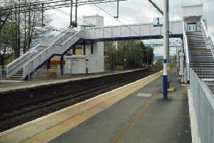 Police plea as man fights for his life after stabbing at Westerton train station