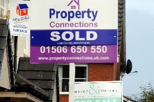 East Dunbartonshire property prices on the up