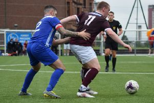 Rob Roy were convincing winners in their opening Sectional League Cup match at Petershill.