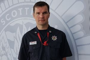 Head of Fire Investigation David Dourley wants Scotland's fire service crews to be available to attend genuine emergencies rather than having to respond to the many thousands of deliberate fires every year.
