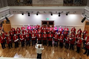 Have you got what it takes to sing with a Welsh male voice choir ?