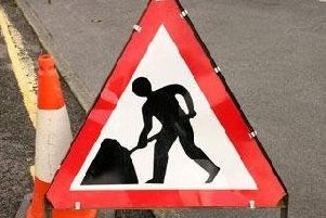 Lengthy delay to roadworks at canal bridge on Bearsden Road