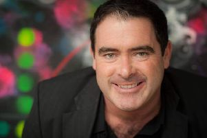Comedian Des McLean and pals are set to bring chuckles to a Bishopbriggs venue