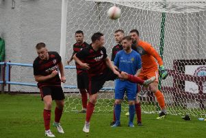 Rob Roy overcame Pumpherston to reach the next round of the Scottish Junior Cup (pic: Neil Anderson)