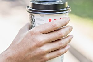 Charges will be introduced for the use of disposable drinks cups.