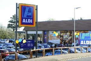 Aldi stores are pairing with local charities to offer Christmas Eve donations.