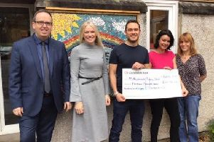 Millersneuk parents are class act as £13k raised for school
