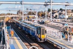 Date set for opening of new Robroyston train station