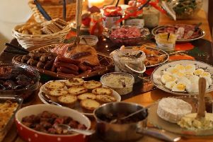 One in five Scots expect dietary requirements to cause arguments on Christmas Day