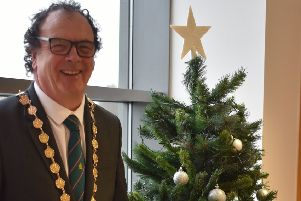 Festive message from Provost