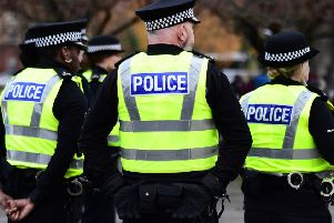 Police make two arrests after raid at Scotmid store in Milngavie