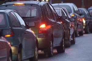 Delays at Bearsden as work progresses on £300,000 traffic signal project