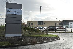 Four charged in connection with death of Bishopbriggs inmate