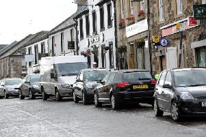 Cumbernauld Village will not be included in the scheme