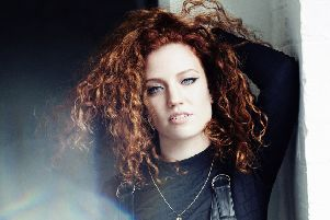 Jess Glynne's only Scottish performance will be in Falkirk next year