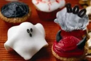 Hallowe'en cake recipes to make with little devils