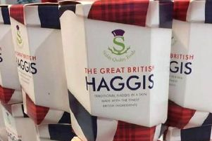 Angered Scots launch campaign to keep Saltires on food packaging