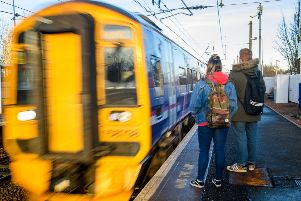 Delays after ScotRail service breaks down at Polmont
