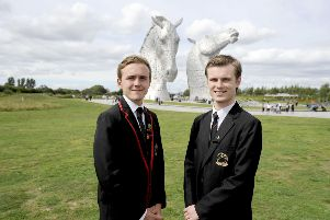 Bo'ness Academy celebrates young achievers