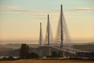 One year on - Queensferry Crossing is 'meeting its objectives'