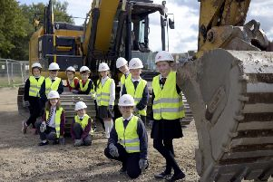 South Queensferry youngsters see new secondary