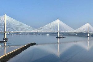 New 'icon' Queensferry Crossing is a design great for Scotland